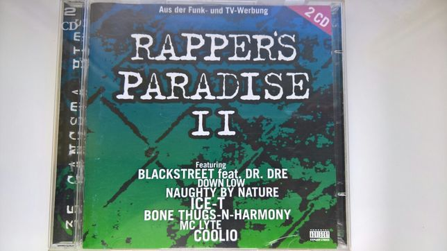 Płyta CD Pappers Paradise II 2CD