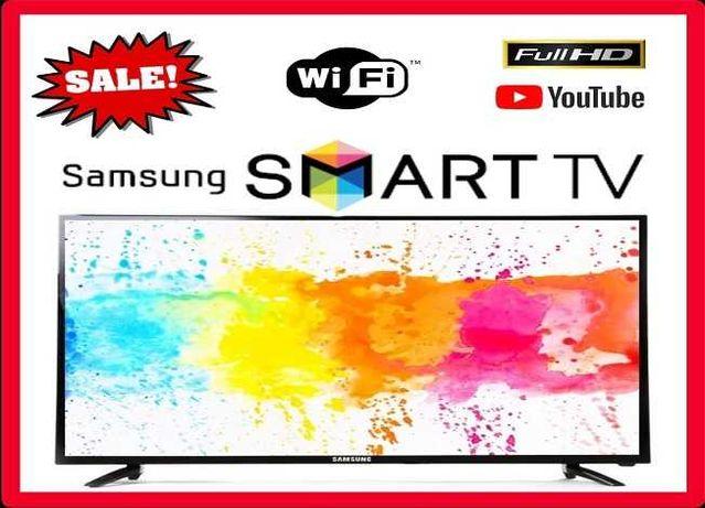 """Телевизор Cамсунг СМАРТ ТВ 28 32 42 56"""" Samsung Телевізор Smart Плазма"""