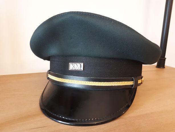 Kolekcjonerska czapka pkp km