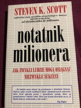 Notatnik milionera. Steven K. Scott