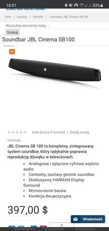 JBL Cinema CB 100