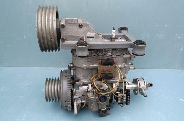 Двигун Вихрь-30 з редуктором для аероглісера (аеросаней)