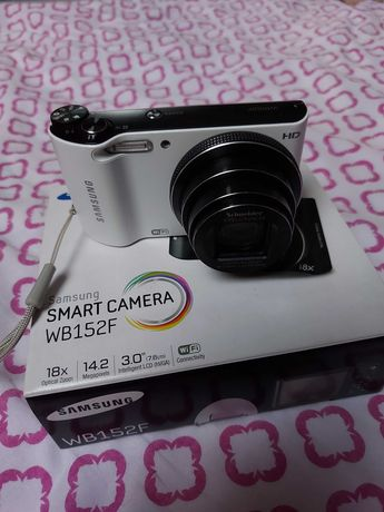 Aparat cyfrowy Samsung WB152F 18x zoom 14.2 mpix