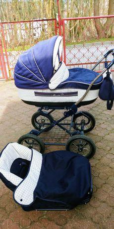 Wózek, spacerówka 3 w 1