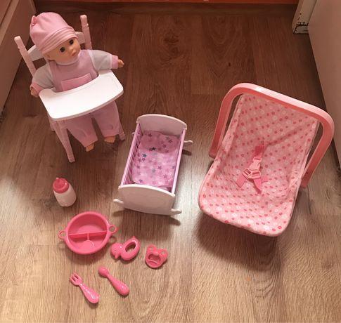 Bobas,krzesełko,fotelik,łóżeczko