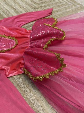 Новорічне плаття, плаття принцеси Аврори, новогоднее платье