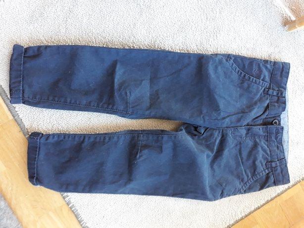 Spodnie garniturowe galowe dla chłopca