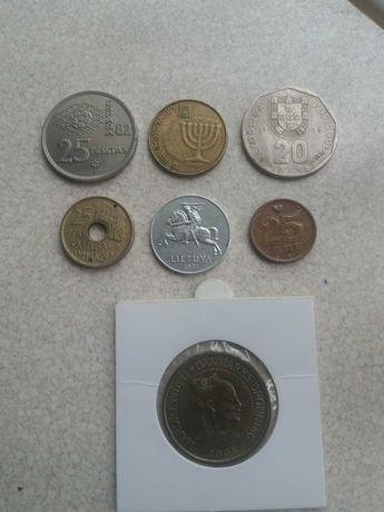 monety rozne sprzedam