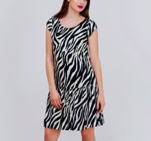 Suknia sukienka zebra marki Salko rozmiar 42