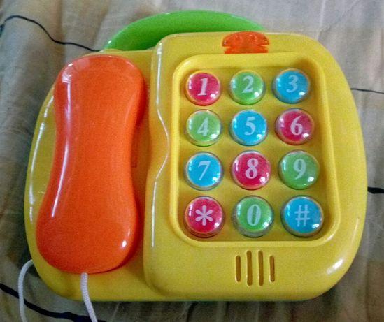 Pianinko i telefon 2w1