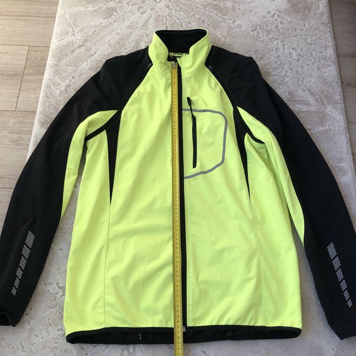 Вело куртка фліс і велоштати Crivit  велоформа Пустомыты - изображение 1