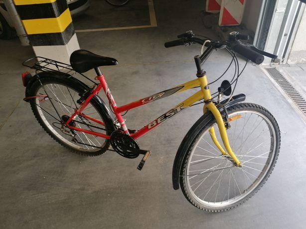 Rower górski/ crosowy 24 cale