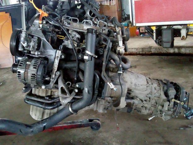 Мотор 2.5 TDI 10V BJM 120 кВт VW Crafter 2006-2012 Крафтер двигун