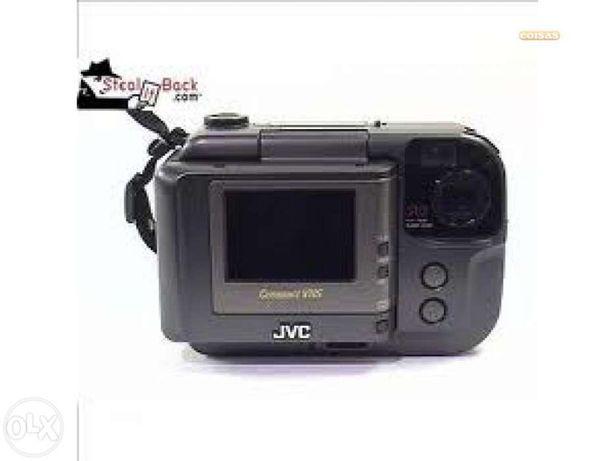 Câmara de Filmar JVC com Sintunizador TV