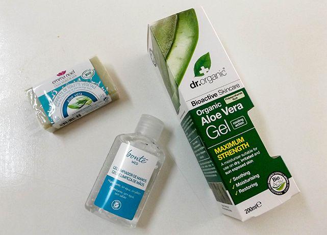 Conjunto completo de higiene