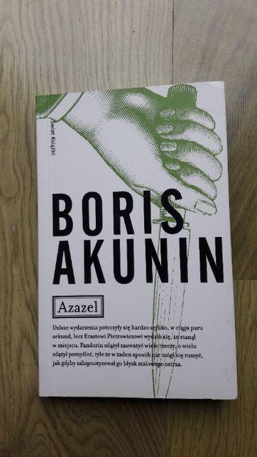 Książka Boris Akunin - Azazel