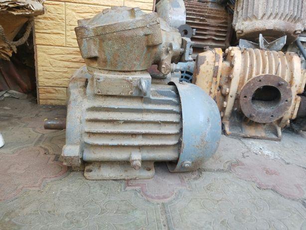 Электродвигатель взрывобезопасный АИМ90L4У25 2,2квт 1400об.мин