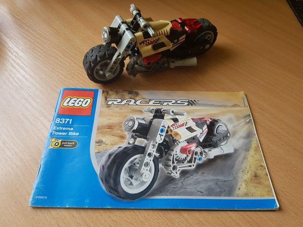 LEGO Racers 8371: Extreme Power Bike