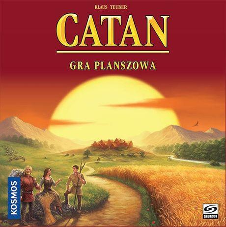 CATAN, Osadnicy z Catanu