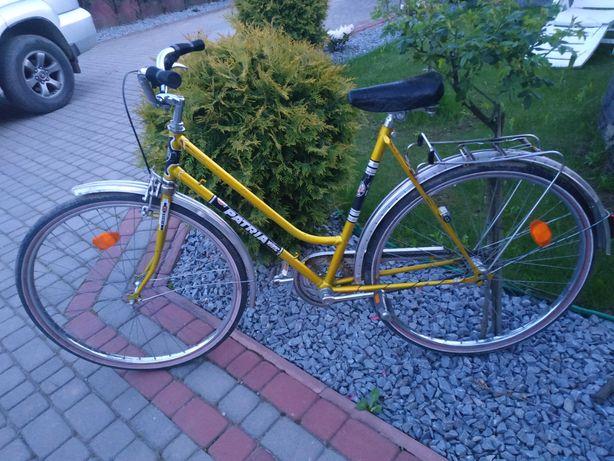 Велосипед Patria WKC Дамка
