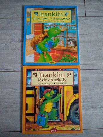 Dwie książki Franklin