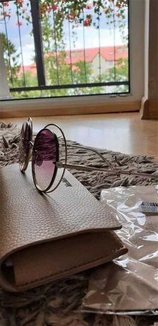 Okulary przeciwsłoneczne Max Mara