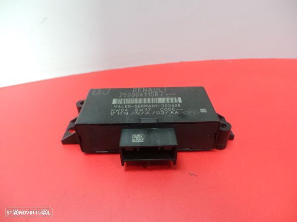 Modulo Dos Sensores De Parque Renault Trafic Iii Caixa (Fg_)