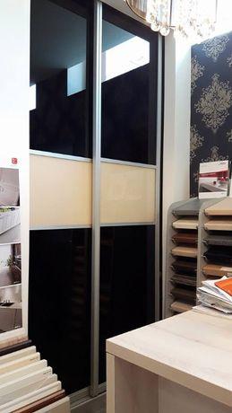 Drzwi przesuwane do szafy firmy INDECO / 2szt