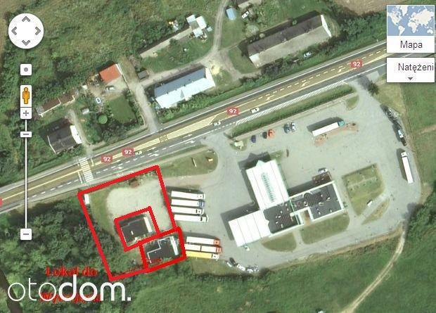 LOKAL warsztatowy MAGAZYN Kościelec KONIN WARSZAWA 210m2+ działka1500m