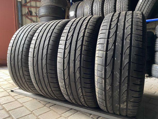 лето 235\55\R17 2015г Bridgestone Dueler H\P Spotr 4шт шины шини