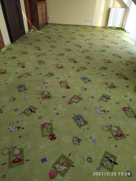 wykładzina dywanowa 327x 630