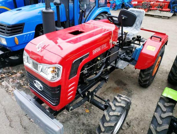 Мінірактор Shifeng SF 240 (24 к.с.) | трактор, гарантія