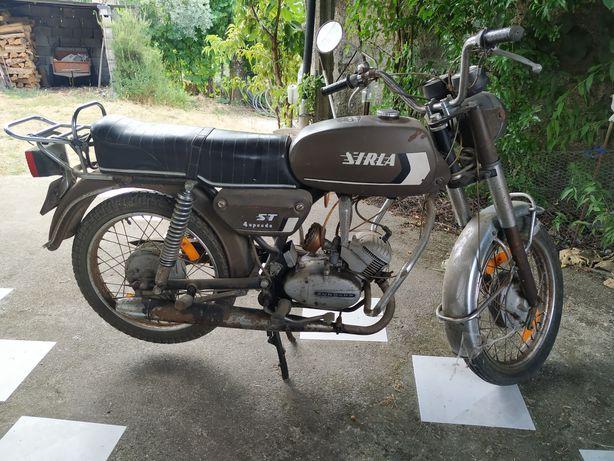 Motorizada Zundapp Sirla