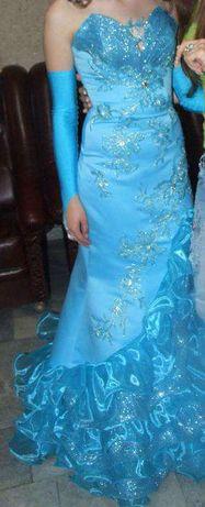 Выпускное платье!