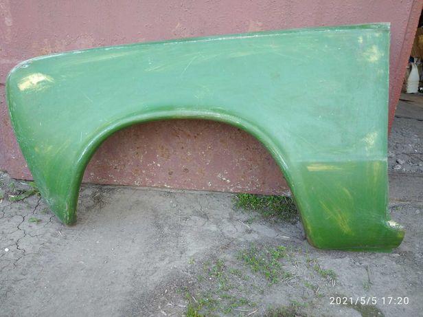 Продам передние автомобильные крылья на ВАЗ 2101