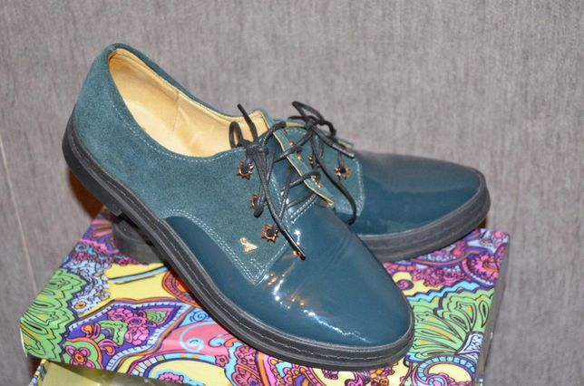 натуральные ботинки туфли кожа замш