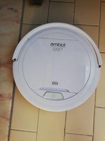 Aspirador Robot Amibot Swift