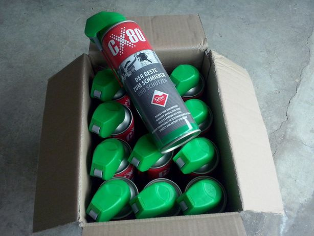 Lubrificante Multifunçoes com TEFLON® - 1 caixa / 12ps