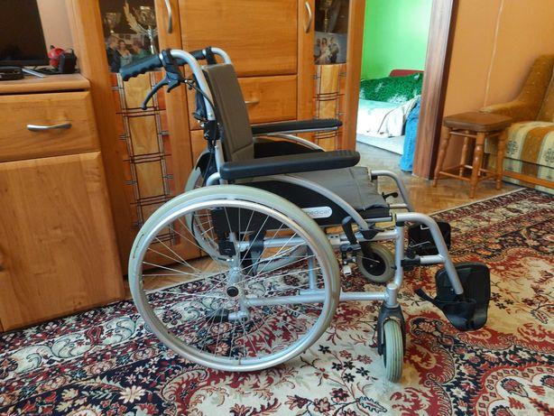 Wózek inwalidzki aluminiowy AR-300 Ergonomic