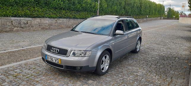 Audi a4 avant 1.9 TDI 130cv M6 sport 2003/11 full extras Nacional