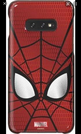 Smart Cover SPIDER-MAN Galaxy S10e  Nowy !