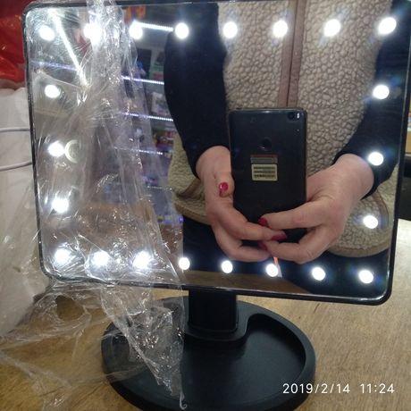 продам сенсорное зеркало для макияжа