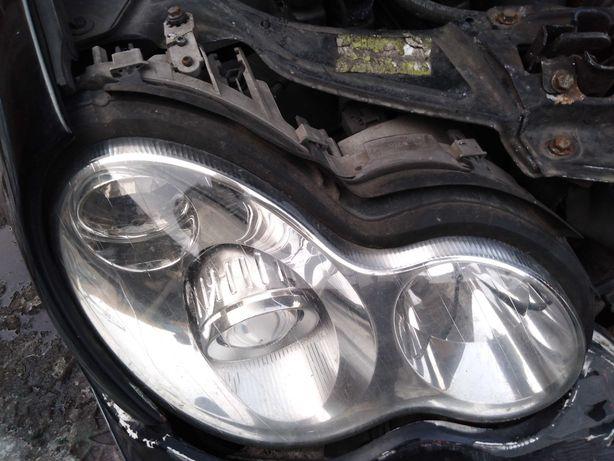 Komplet lamp xenon z przetwornicami MERCEDES W211 europa