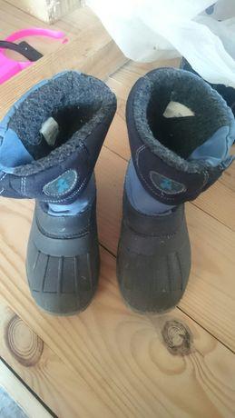 Зимові чобітки - гумачки