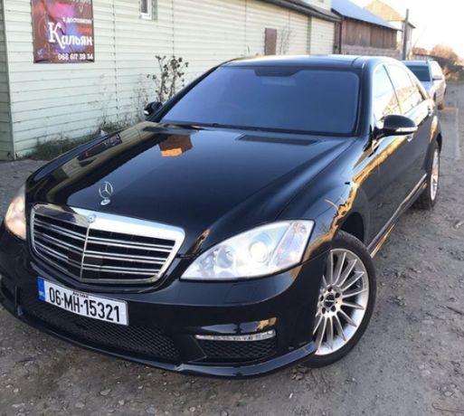 Mercedes W221  м273 5.5 Запчастини Розборка