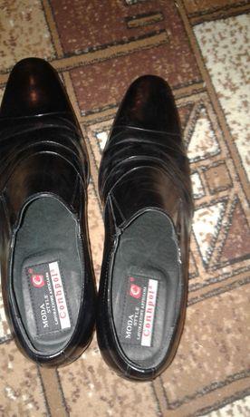 Туфли модельные новые