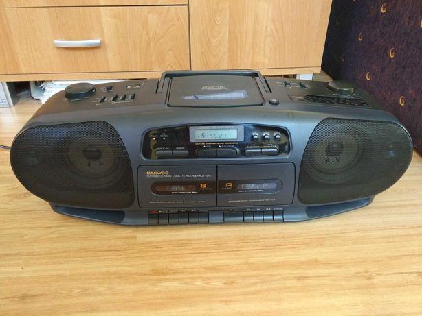 DAEWOO cdp 4310 radiomagnetofon, CD boombox