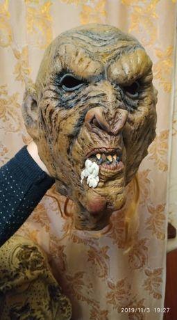Маски Зомби из силикона - на Хелловін Хэллоуин и другие праздники