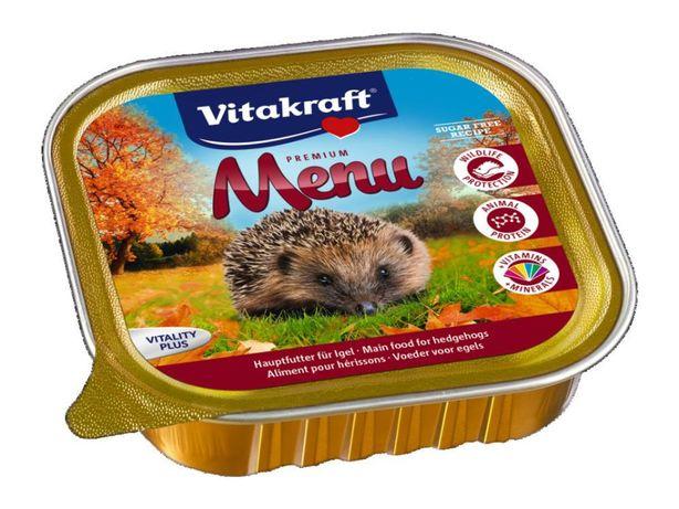 Vitakraft menu mokra karma dla jeży