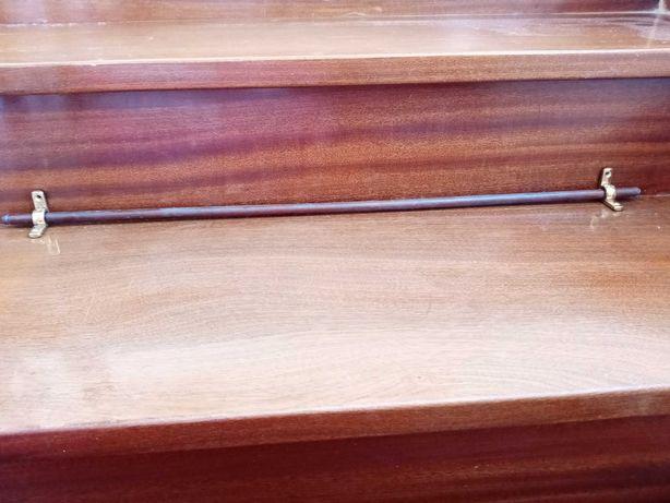 Novo preço - Fixadores em latão para carpete nas escadas
